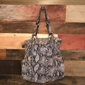 🔥Stunning B Makowsky genuine leather bag